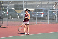 Ann Sobrato Girls Tennis